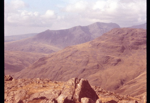 View from Old Man of Coniston